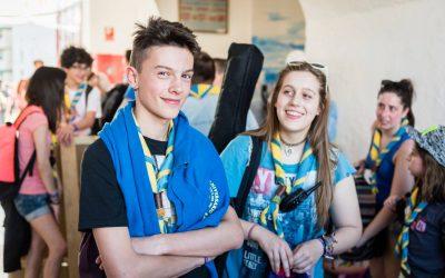 Vivir el XLII Festival Scout