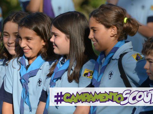 #CampamentoScout